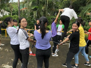 學生會及四社領袖訓練營2018